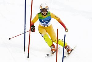 (图文)北温女将残奥勇夺5金 加国金牌过半都由她贡献