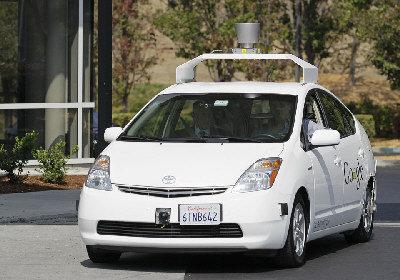 (图文)无人驾驶汽车 不出4年就会出现在加拿大