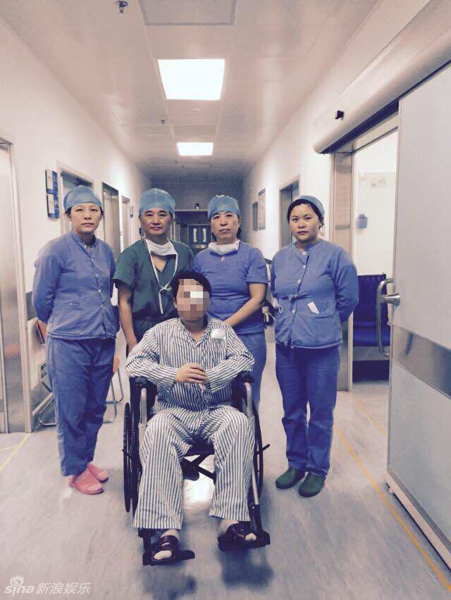 姚贝娜眼角膜捐助者手术成功 医生曝照片