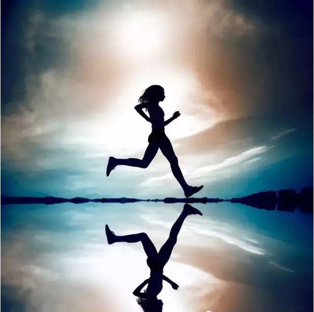 跑步的女生最美:10年跑龄美女告诉你