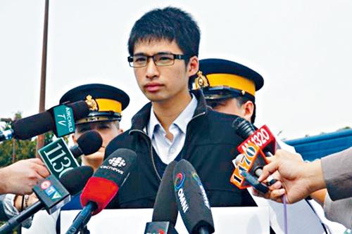 汤远熙杀母被判终身监禁 17年不得假释