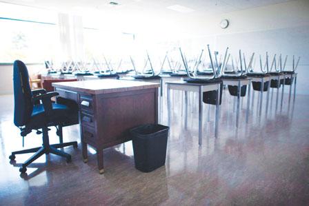 温教局关校全区开始筛选 名单下月出炉