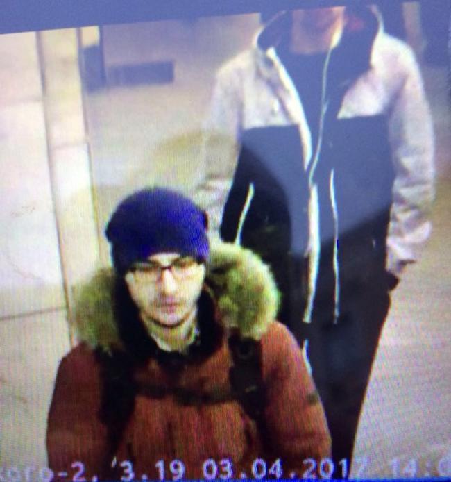 吉尔吉斯22岁炸弹客 引爆圣彼得堡地铁