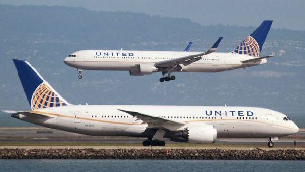 美联航新政:主动让位可获万元 西南航不再超售