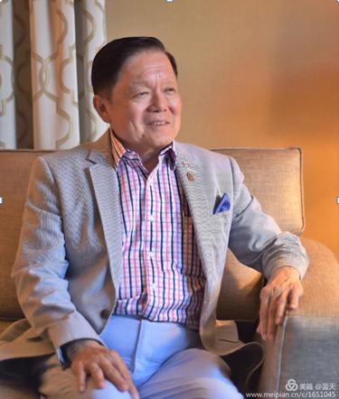 加拿大联邦参议员胡子修:为华人融入主流而奔走