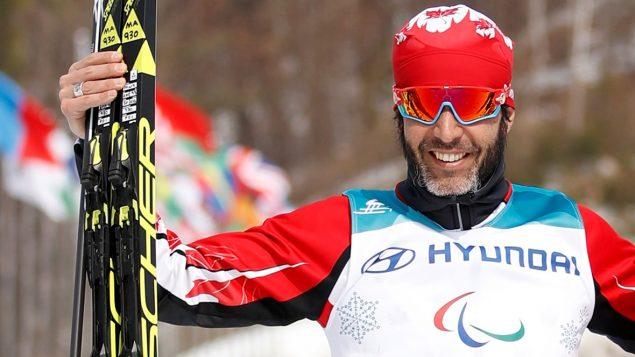 牛 加拿大盲人运动员残奥会上再夺金牌