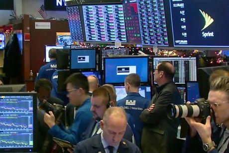 华为事件冲击全球市场 北美股市汇市全线下滑