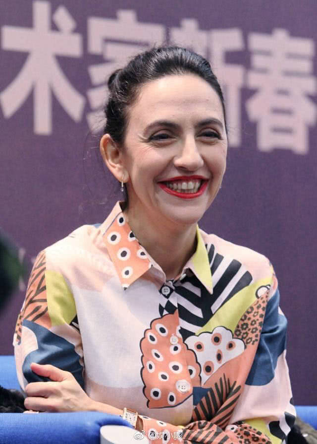 刘烨老婆安娜笑起来皱纹明显 被吓到了