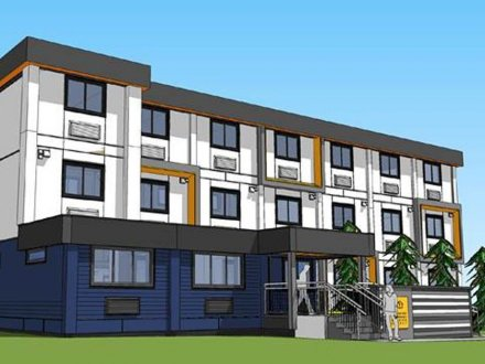 BC省宣布在枫树领兴建临时组合屋单位