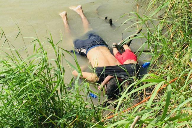 寻梦父女溺亡照震撼全球 类似事件曾改变加国政坛