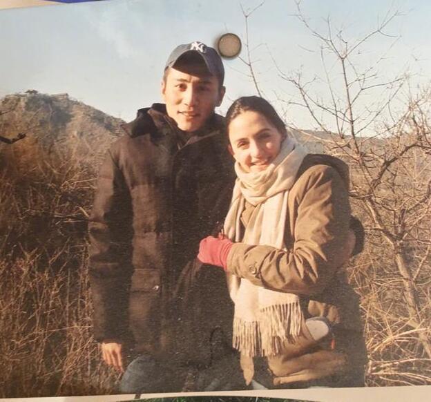 迎结婚10周年!刘烨曝与安娜13年前热恋期合影