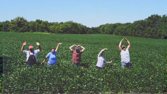 魔性十足!美农民唱洗脑歌 要国会快通过贸易协议