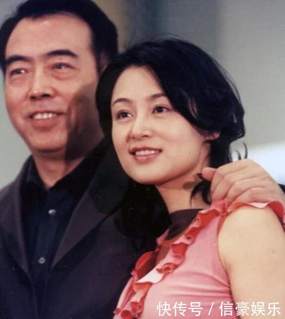 陈凯歌倪萍同居8年不孕 出轨陈红却未婚先孕