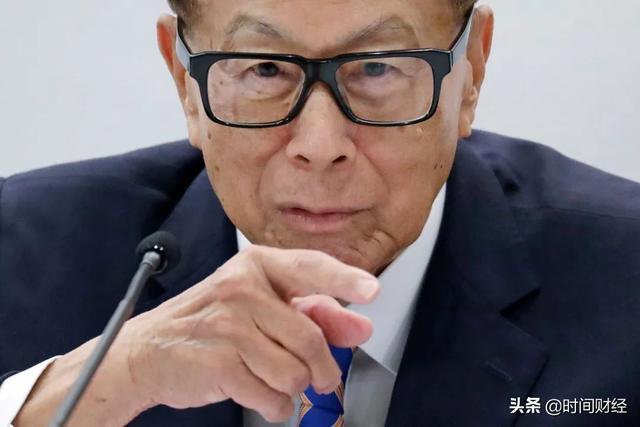 李嘉诚向好友动手:担保12亿违约被破产