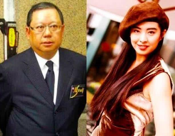 王祖贤遭黑帮威胁被一富豪解救 最后沦为情妇