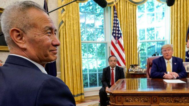 中美贸易谈判 十大细节 究竟谁是大赢家