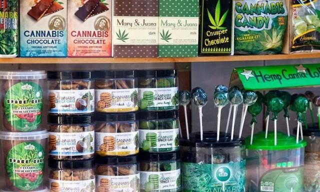 没救了!加拿大的大麻零食正式合法