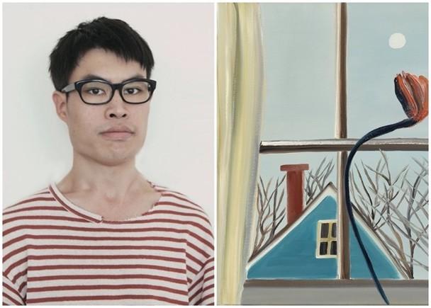 加拿大华裔画家自杀身亡年仅35岁 令画坛扼腕