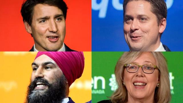 """加拿大选民太狡猾,三分之一做""""战略性""""投票"""