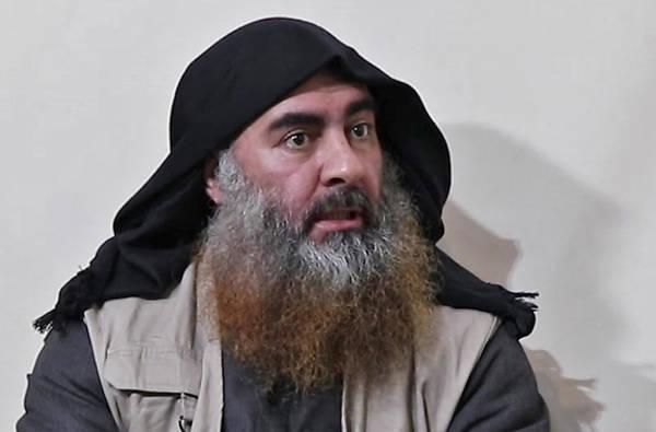 美方:已妥善处置IS头目巴格达迪尸体