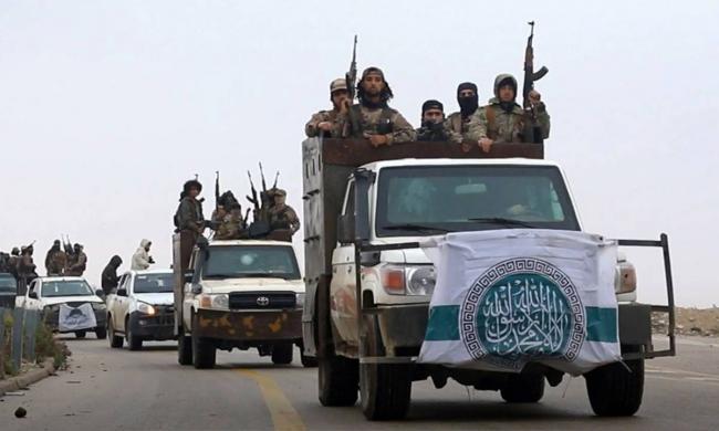加拿大用纳税人钱买的 却成叙利亚恐怖分子的装备