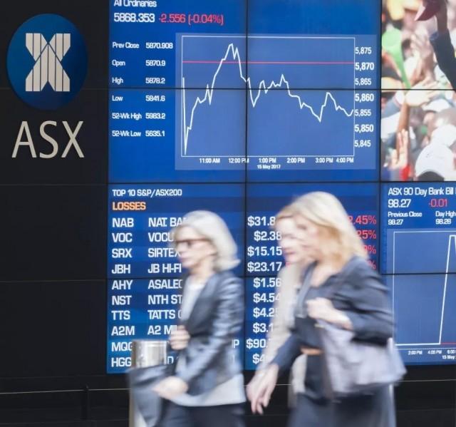 中美贸易关系缓和推动澳洲蓝筹股全线上涨