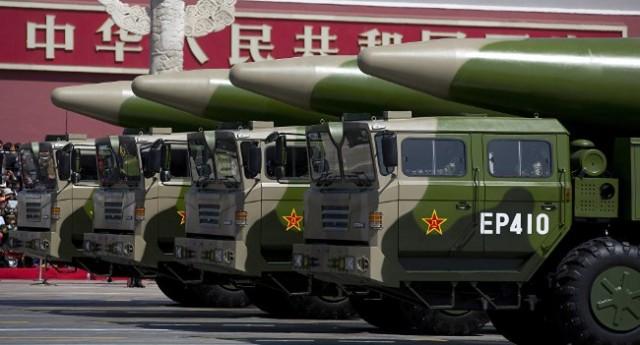 俄武器专家:要中国削减战略武器?没可能