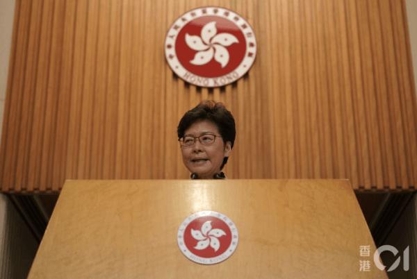 林郑月娥:大学已成兵工厂,破坏惨不忍睹