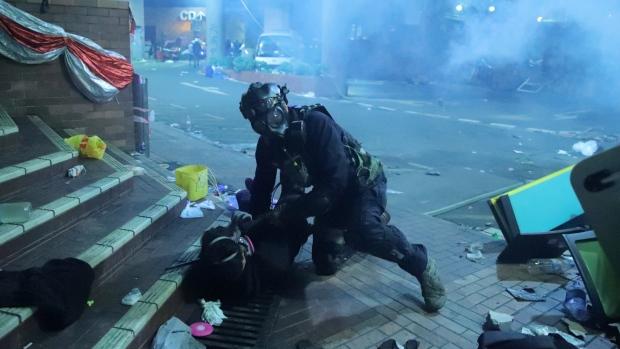 加拿大提升香港旅行风险警告: 人身安全自负