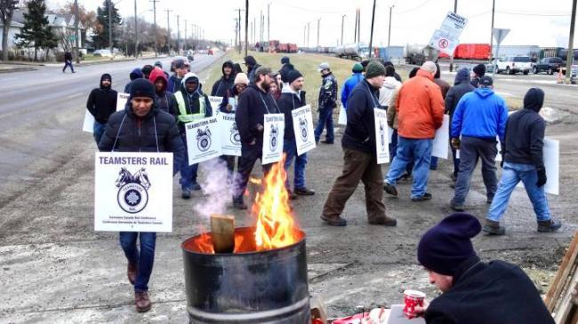 加拿大刮起罢工潮 这个行业一周就让GDP少掉0.05%