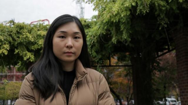 加拿大香港人不远万里回港投票,捍卫民主权利