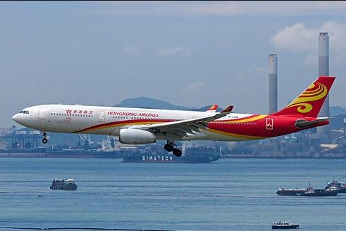 香港航空明年2月起停飞天津/温哥华/胡志明市