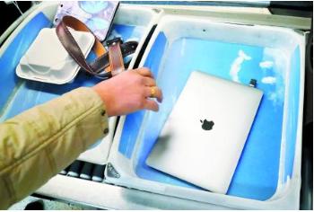 美国海关旅客手机电脑随意搜 法庭裁决违宪