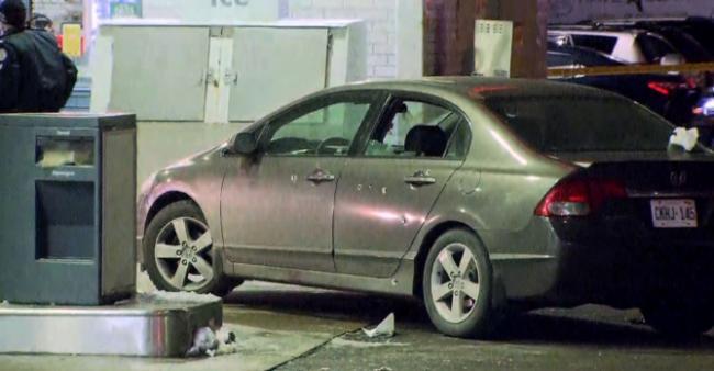 恐怖:北约克高速突发枪击,3人中枪1人丧命