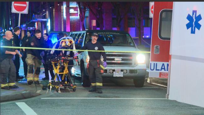 突发!温市中心发生街头混战 4人入院1人重伤
