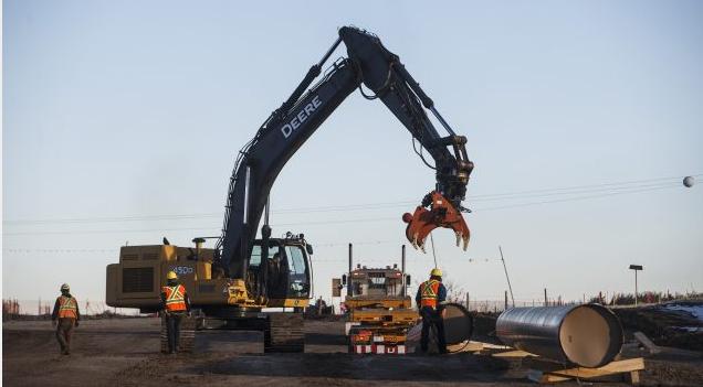 跨山输油管项目新考验 法院本周开审原住民上诉