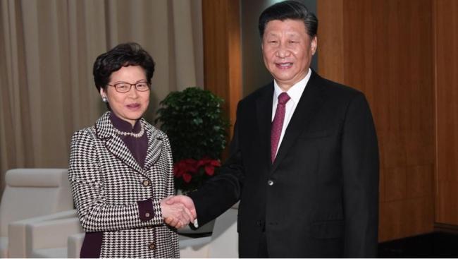 路透:中共中纪委是逃犯条例幕后推手