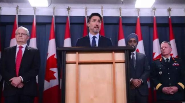 138名坠机遇难者是飞往加拿大 华人哭成一团