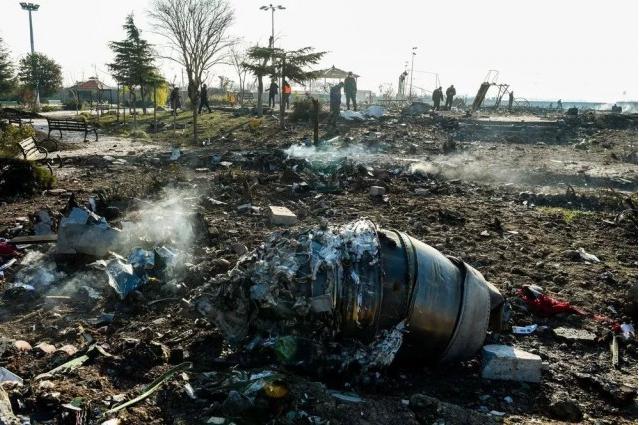 伊朗承认击落客机 特鲁多:这是一场国家悲剧