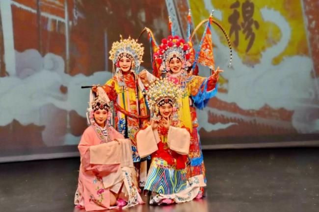 展千年功夫文化 扬世界民族精神 2020功夫春晚加拿大会场