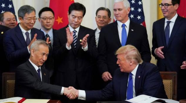 """环球邮报:中美达成贸易协议 加拿大""""被牺牲"""""""