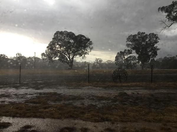 澳大利亚终于下雨了!瞬间扑灭32起大火