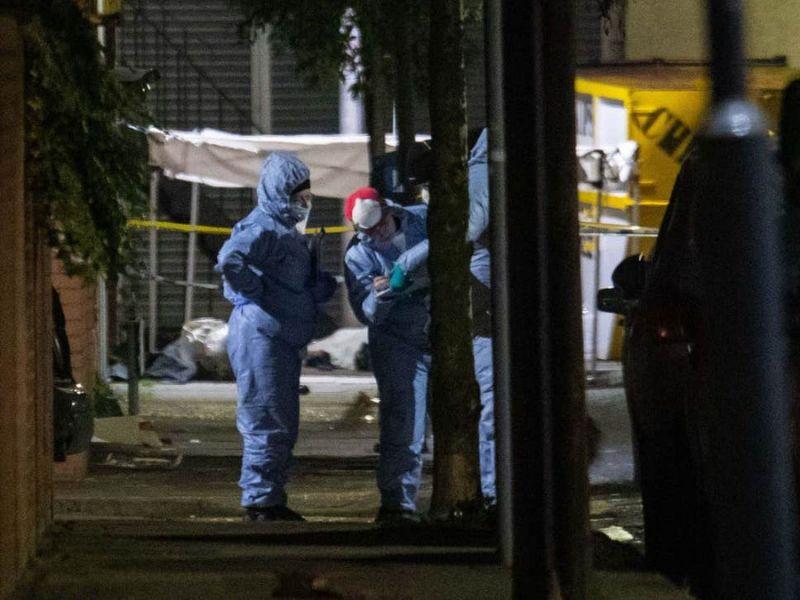 伦敦惊传随机砍人 凶嫌砍死两人后自尽身亡