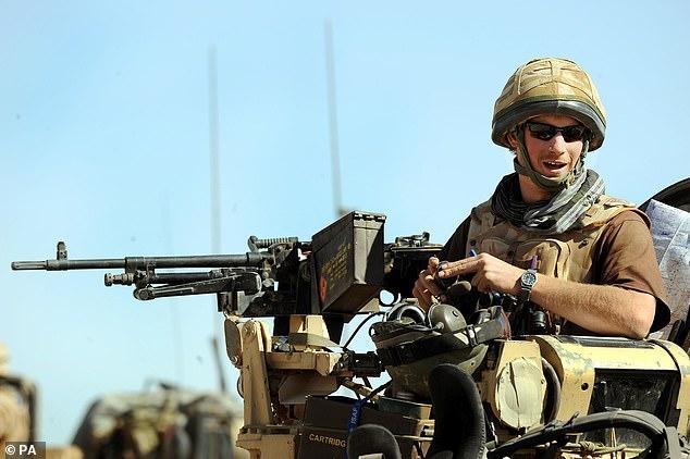 哈里将退官方军事任命 英媒:或许他会很痛苦