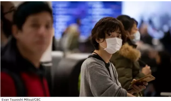 大温出现首宗确诊病例 在家隔离,机场筛查不增强