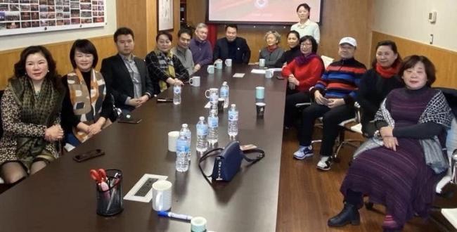 加拿大华人社团—海外赤子 心系祖国 助力武汉