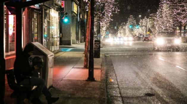 周二 BC省南部要下20厘米雪