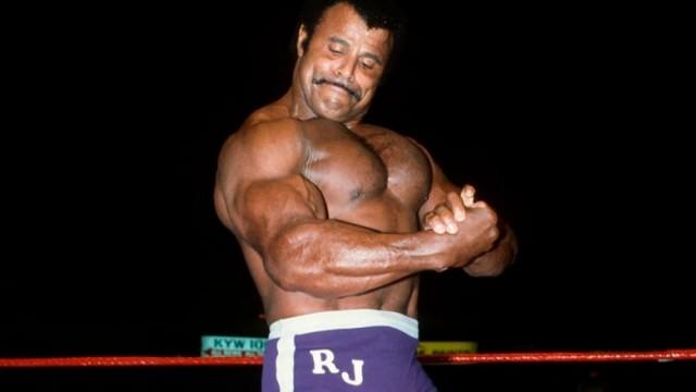 黑人维权斗士:加拿大摔跤名将约翰逊