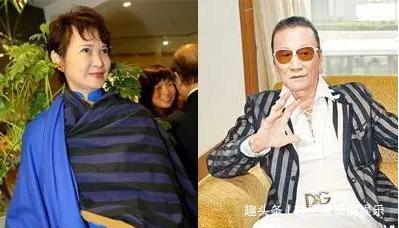 她是谢霆锋老爸第一任女友 撞名刘嘉玲