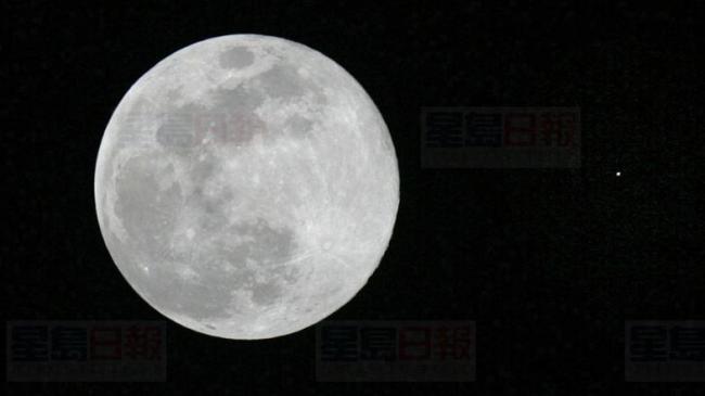 加國大部分地區周二清晨可看到天文奇觀